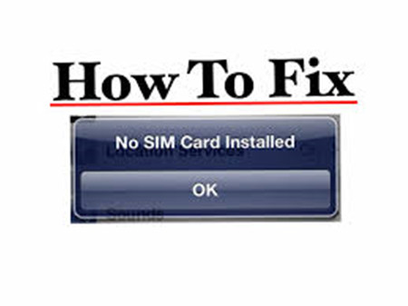 How to Fix iPhone Not Detecting SIM Card