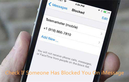 How to Know If Someone Has Blocked You on iMessage