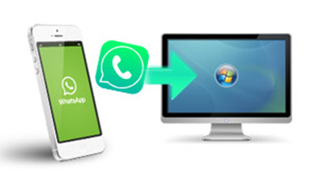 How to Export WhatsApp History on iPhone 8 to Computer