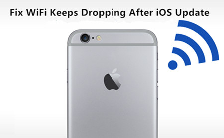 How to Fix WiFi Keeps Dropping after iOS Upgrade