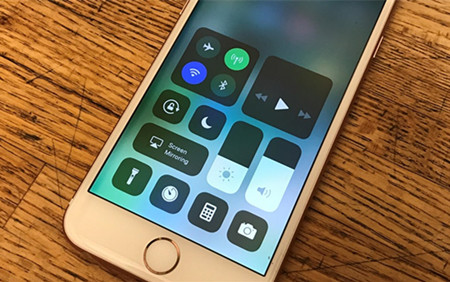How to Make Full Use of Control Center on iOS 11