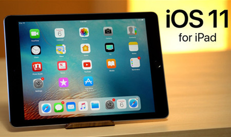 How to Use iOS 11 on iPad