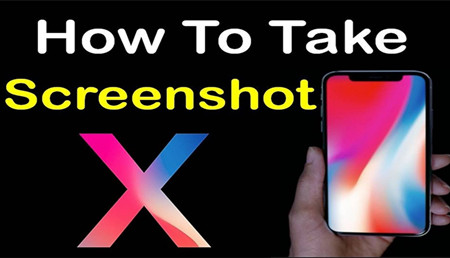 Methods to Take Screenshots on iPhone X