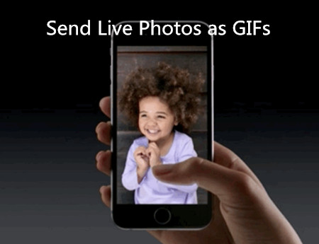 How to Send Live Photos as GIFs in iOS 11 on iPhone X/8