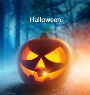 Backup 2017 Halloween Photos on iPhone