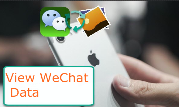View Deleted WeChat Data on iPhone 8
