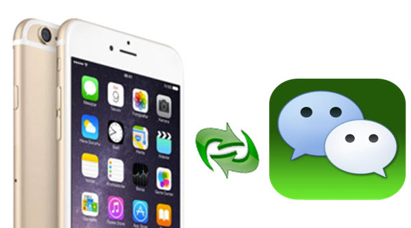 Get Back Deleted WeChat Group Messages on iPhone