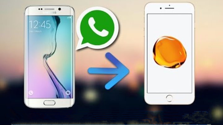 Transfer WhatsApp Data to New iPhone 8