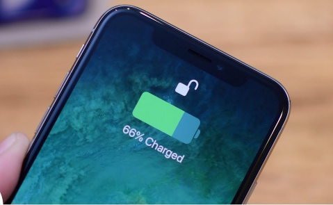 How to See Battery Percentage on iPhone X