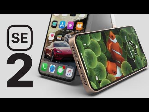 Rumors about iPhone SE 2/SE Plus