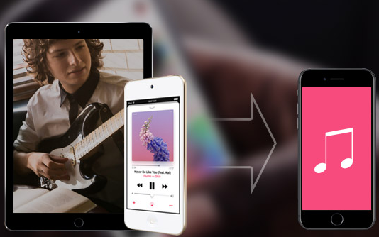 3 Methods to Transfer Music from iPod Touch to iPhone