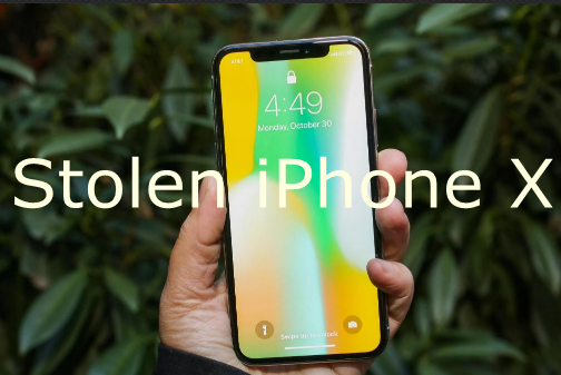 How to Get Back Contacts and Messages when iPhone X was Stolen
