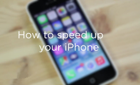 Ways to Speed Up a Slow iPhone