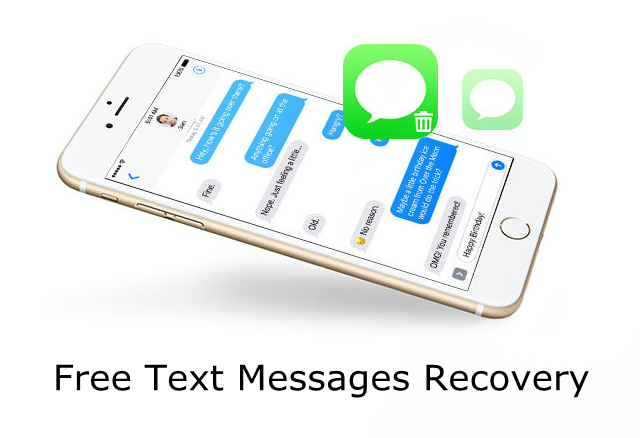 Free Text Messages Recovery for iPhone X/iPhone 8/8plus