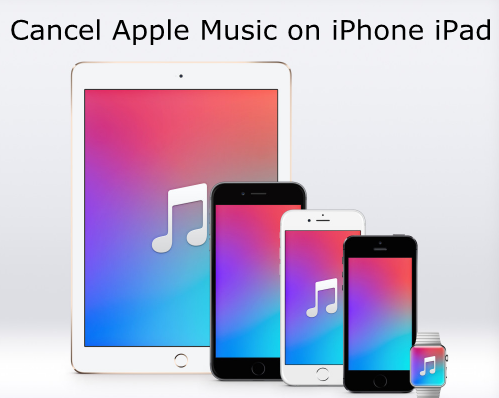 How to Cancel Apple Music on iPhone iPad
