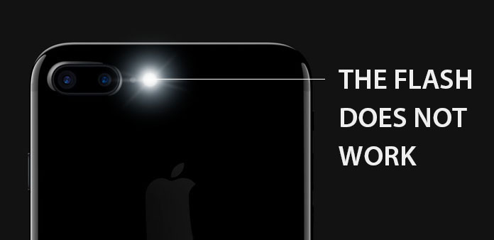Fix iPhone Flashlight Not Working Issue