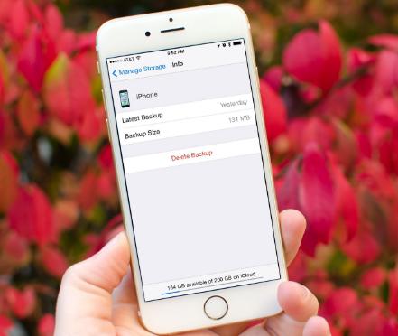 Two Methods to Delete old iPhone Backups on iCloud