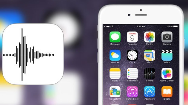 Save and Play Voice Recording from iPhone to PC