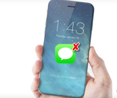 Selectively Restore Lost iPhone X iMessages