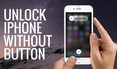 How to Unlock iPhone without Home Button