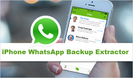 How to Preview & Extract WhatsApp Messages from iPhone Backup