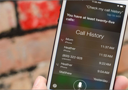 Save and Export Call History from iPhone