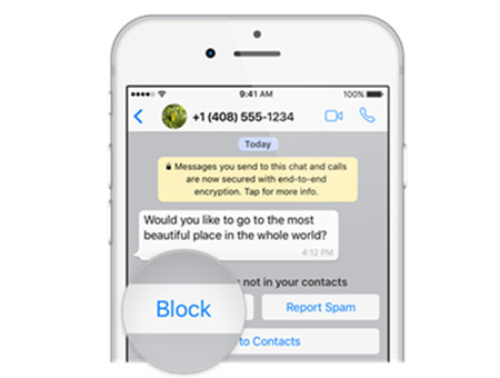 How to Retrieve Blocked Messages Deleted on iPhone