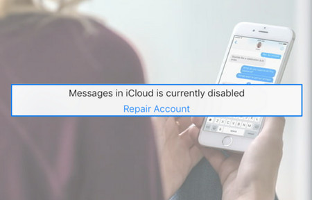 How to Fix Messages in iCloud is Currently Disabled Error in iOS 11.3