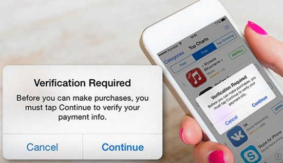 "Stop ""Verification Required"" When Installing Free Apps on iPhone or iPad"