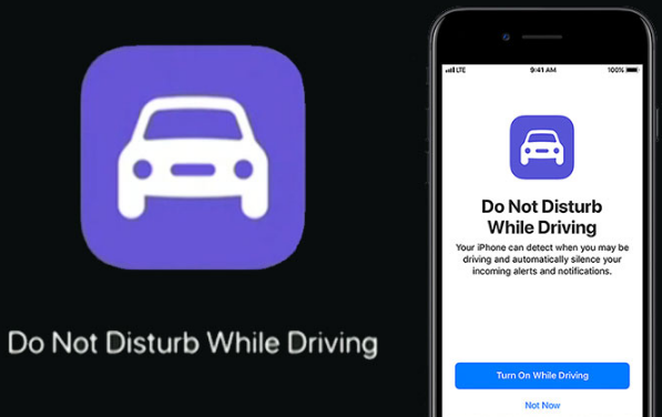 How to Use Do Not Disturb While Driving on iPhone